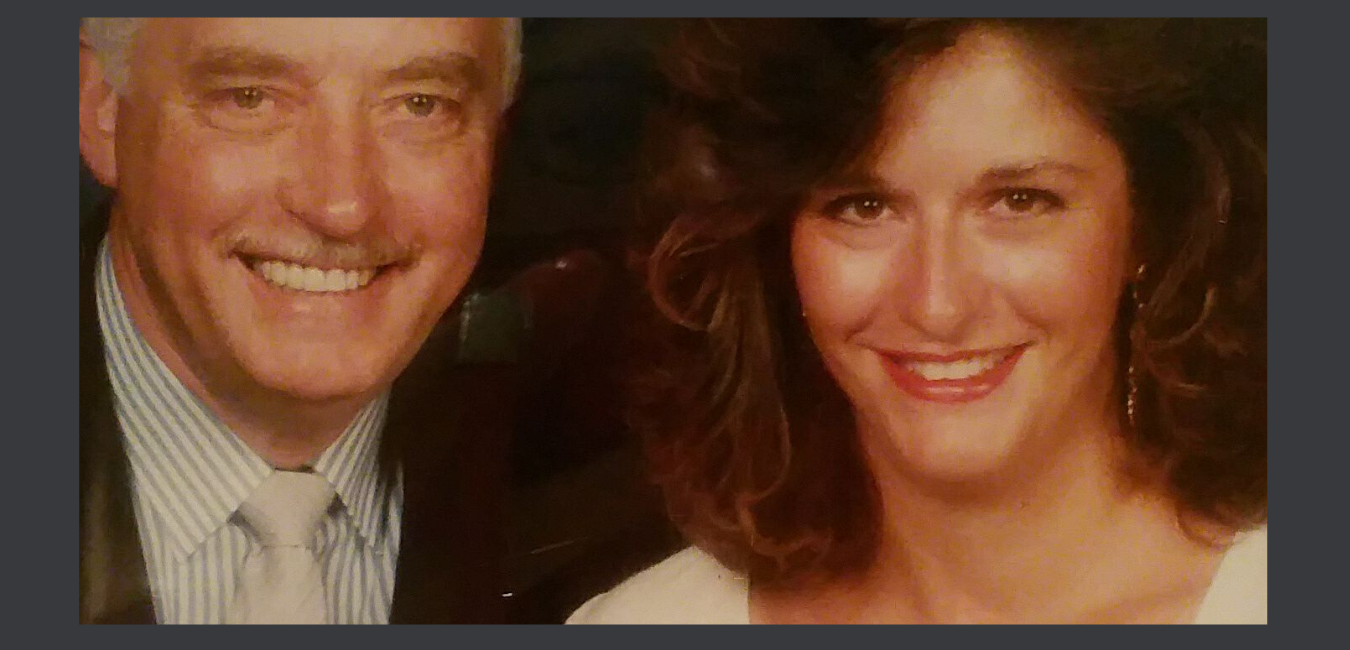 Ted Shortland and Catherine Sawbridge